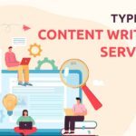 Types of Content Writing Services in India