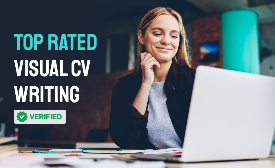 Top Rated and Verified Visual CV Writing Services