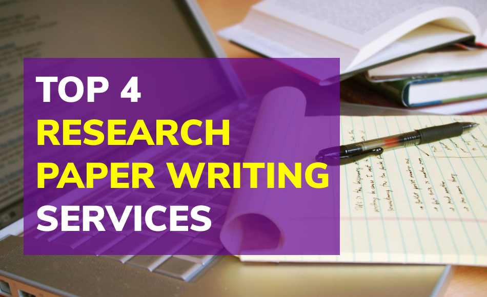 Top 4 Research Paper Writing Services in India