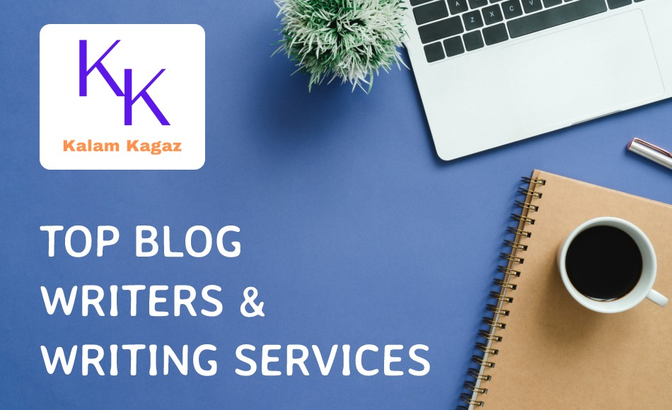 Top Blog Writers and Writing Services in India